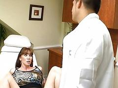 Doggystyle fucking with milf