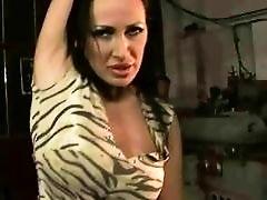 Mistress Mandy Bright punishing damp blonde