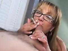 Mature chick astonishingly