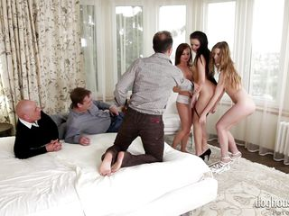 wife swap and pussy licking @ swingers fuckfests #08
