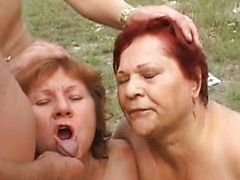 Placid Outdoor Orgy