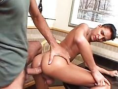 killing cocking up in the ass