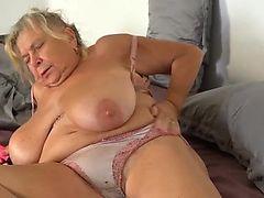 OldNanny Dualistic hulking grannies and their big boobs