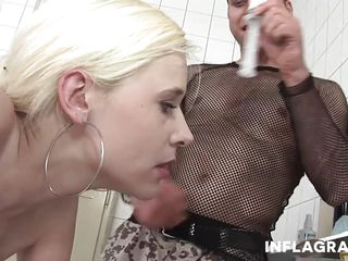 german anal squirting rainbow