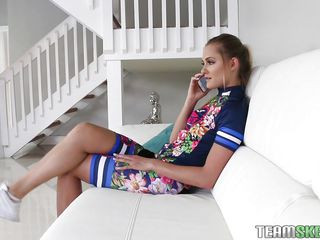 fit whore avalon benefits from a massage with happy ending