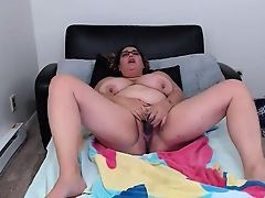 Exclusively a nerdy fun loving H cup squirter Lola Saint James