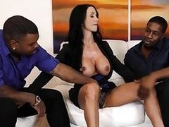 Jewels Jade is Keen For Anal Fucking and DP With BBC