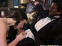 Brazzers - Teens Have a fun It Massive -  Butler, Take