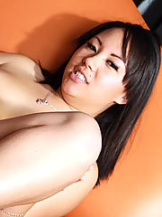 New Korean Starlet Tina Lee Screams When Bottomed Out!