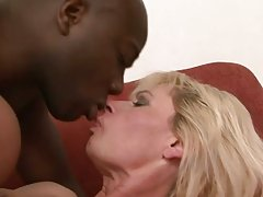 Lilli ass filled with big black cock