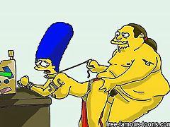 Simpsons fucking
