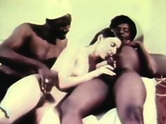 clammy retro threesome havingsex